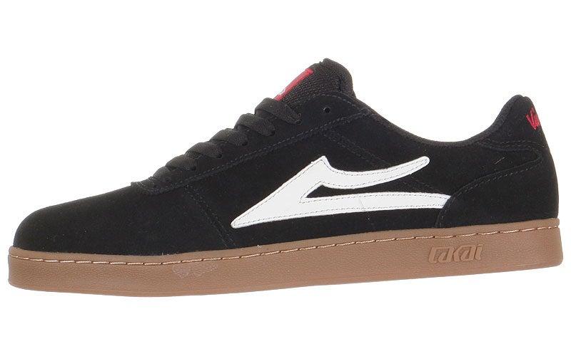 Lakai Manchester Xlk Black Gum Lakai Manchester Xlk Shoes