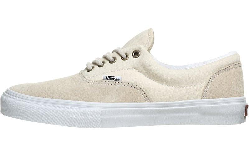 vans white era pro