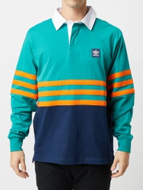 fe9227ebe64 All Skate Polo Shirts. Adidas Winchell Longsleeve Polo