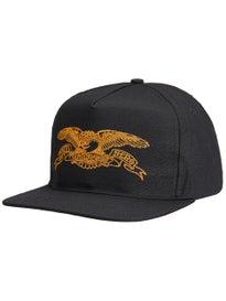 f0e4c84aff5 Anti Hero Basic Eagle Snapback Hat