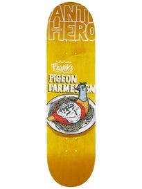 e08136ca80cd Anti Hero Gerwer Pigeon Fried Deck 8.38x32.25