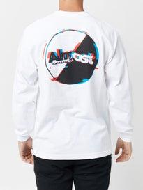 f84277cc26 Almost Top Notch Longsleeve T-Shirt. White