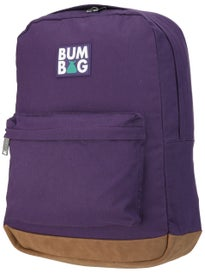 ff8ab047aa9 Bumbag Scout Backpack. Purple