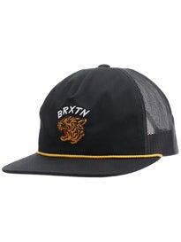 b9fc10696c257 Brixton Gabriel Mesh Medium Profile Snapback Hat