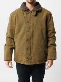 9116399f3 Brixton Wedge Windbreaker Jacket