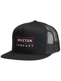 Brixton Wedge High Profile Mesh Hat c9397755d1b