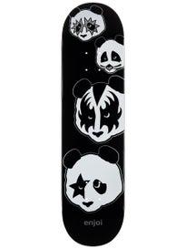 Enjoi Kiss Logo Deck 8.0 x 31.6 8147161424d