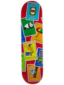 Enjoi Pilz La Loteria Deck 8.0 x 31.6 2bf9461fd64