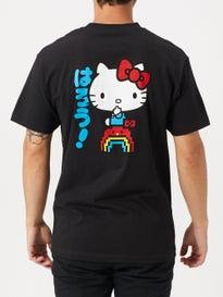 65a3d7a1adce Girl x Hello Kitty Rainbow T-Shirt