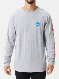 8790282f3 Habitat Nasa Worm Repeat L/S T-Shirt