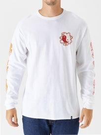 e8819ba1c5d HUF Chloe K Yin-Yang L S T-Shirt