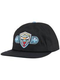 f28eabe6007d8d Independent x SK8MAFIA Mid Profile Snapback Hat. Black