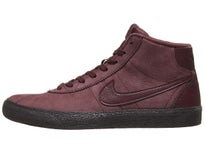 32dcc89ffd151 Nike SB Womens Bruin Hi Shoes  urgundy Crush. Clearance
