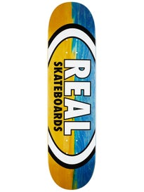 Real Parallel Fade Oval Deck 8.06 x 31.8 9e028f67a