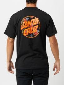Santa Cruz Vacation Dot T-Shirt