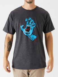 Santa Cruz Screaming Hand Premium T-Shirt