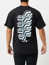 Santa Cruz Stacked OGSC T-Shirt
