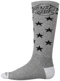 f7af5546bf2 Santa Cruz Spangle Socks