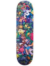 Santa Cruz x TMNT Toys Everslick Deck 8.0 x 31.6