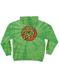 Santa Cruz x Teenage Mutant Ninja Turtles Hoodie Spider