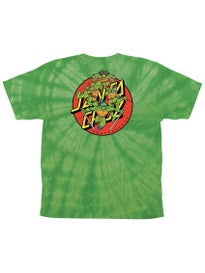 Santa Cruz x TMNT Turtle Power YOUTH T-Shirt Spider
