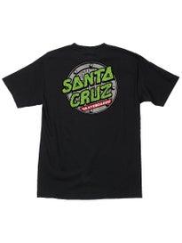 Santa Cruz x TMNT Sewer Dot T-Shirt