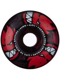96d9d4f45a8 Spitfire F4 Afterburner Pink Black Swirl 99a Wheels
