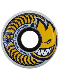 371d769d319 Spitfire 80HD Charger Conical White Yellow Wheels