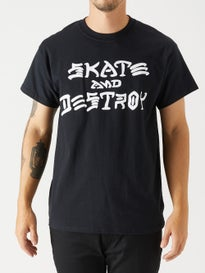 Thrasher Skate and Destroy T-Shirt 6583b3161