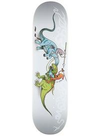 Toy Machine Provost Dino Fight Deck 8.5 x 32.25 aeb4958d7d08