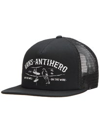 Vans x Anti Hero Wired Trucker Hat 1990e869ec9a