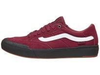 54073ccae6 Vans Berle Pro Shoes Rumba Red