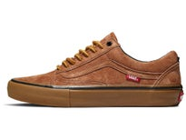 5d6ce780583d Vans x Anti Hero Old Skool Pro Shoes Cardiel Camel
