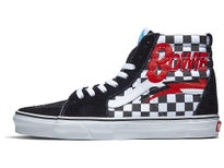 60c3bd92eb Vans x Bowie Sk8-Hi Shoes Checkerboard
