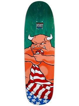 """V//SUAL Visual Skate Sticker Beach Front 5.5/"""" skateboards helmets decal"""