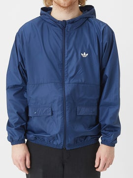 Primitive Expansion Navy Blue Anorak Windbreaker Men/'s Jacket