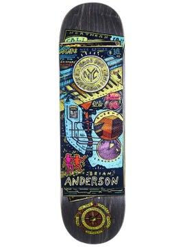 Anti Hero Skateboards Deck Traylor Granta Monica Airlines 8.18 x 31.84