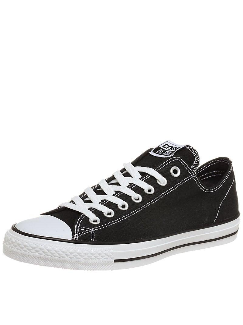 converse cts pro shoes black white