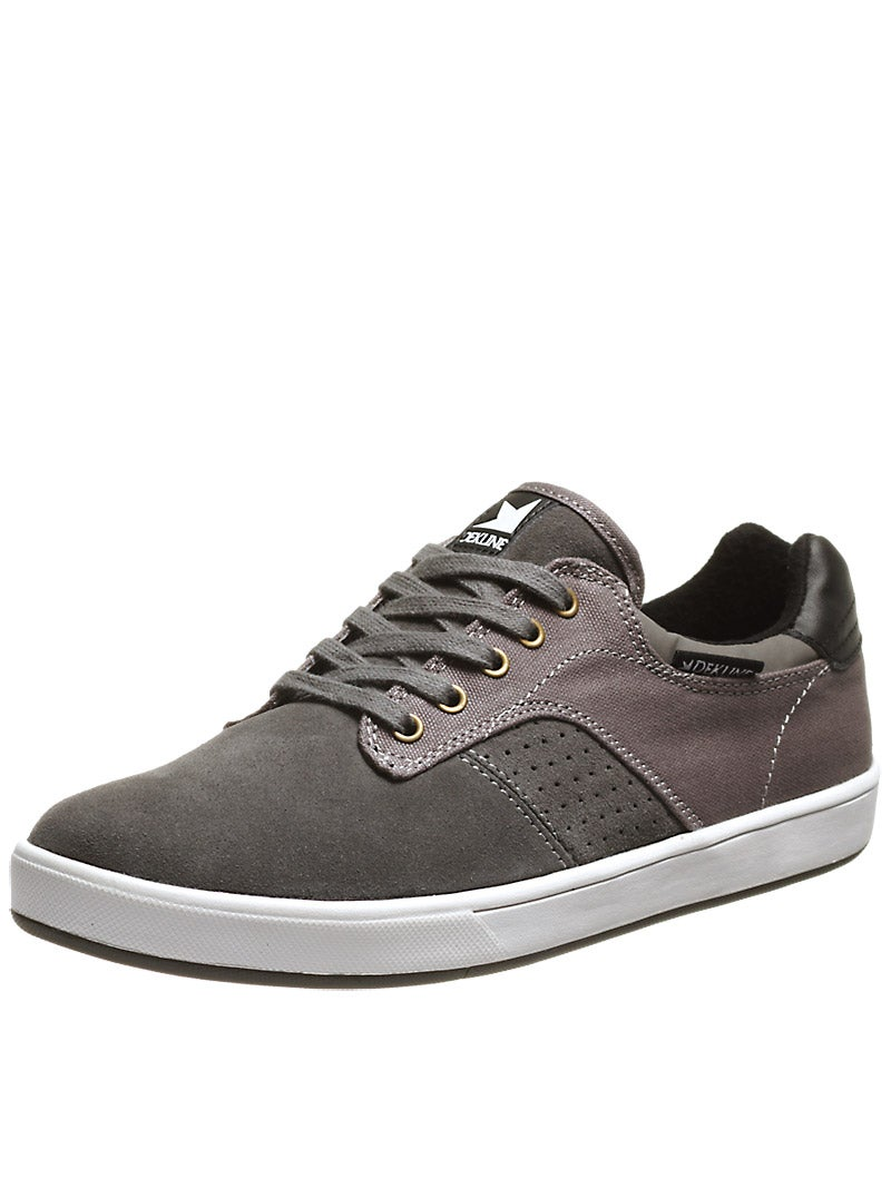 Home Skateboard Shoes Dekline Shoes Dekline Dalton Shoes Pewter/White