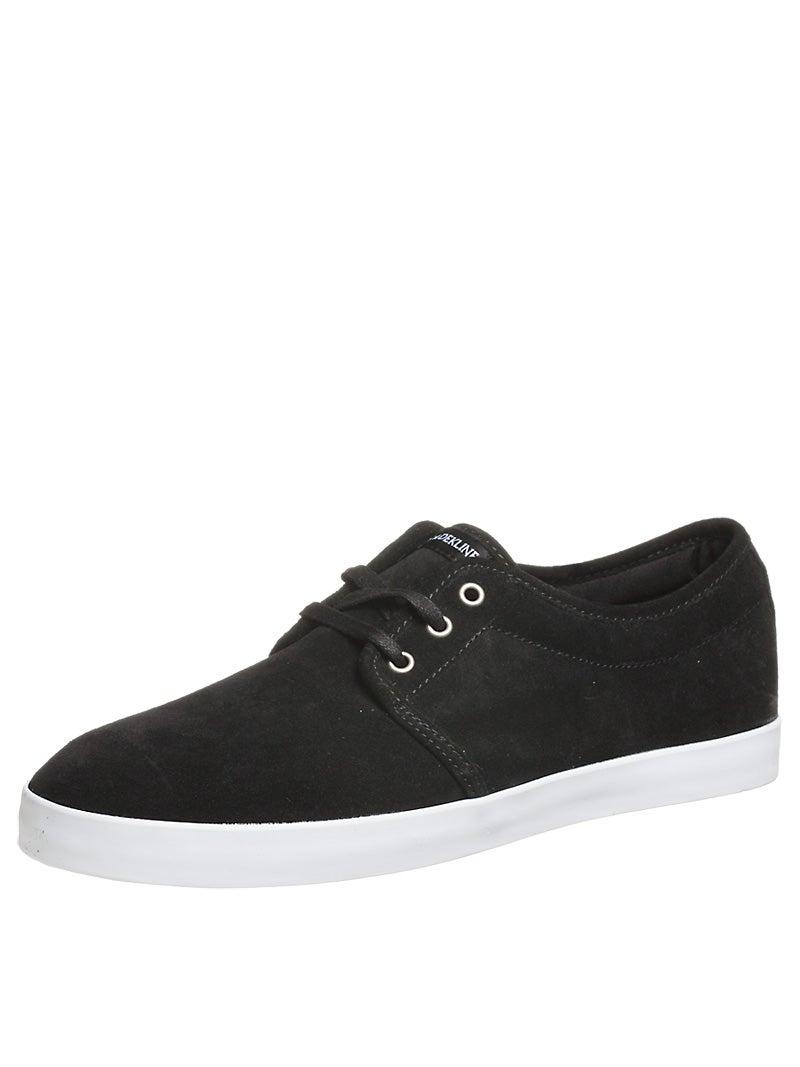 Home Skateboard Shoes Dekline Shoes Dekline River Shoes Suede Black