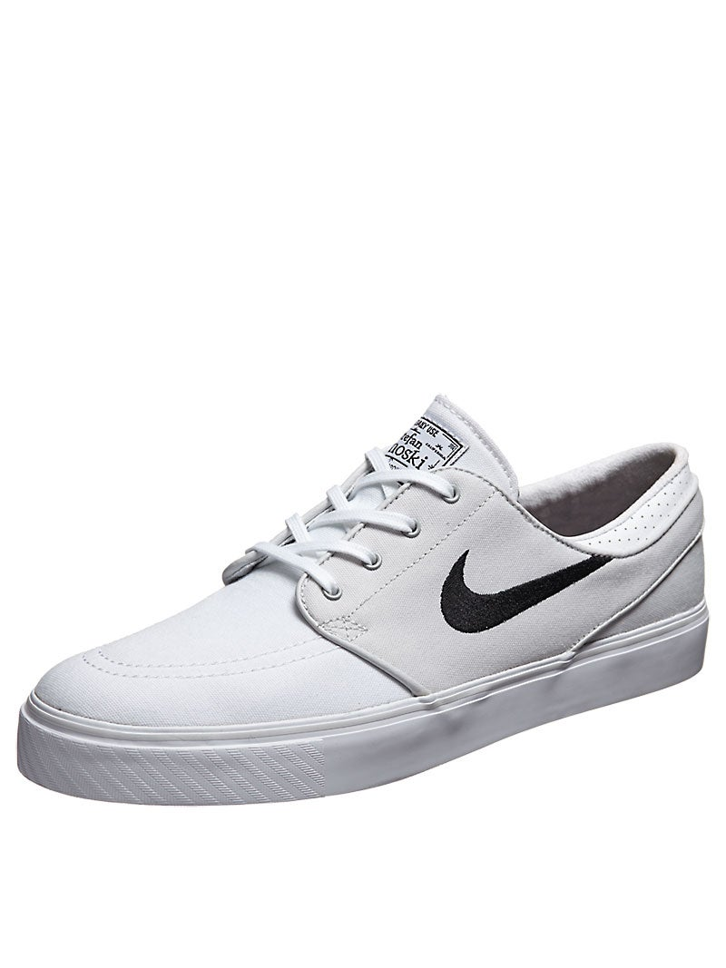 nike sb janoski canvas shoes light base grey black