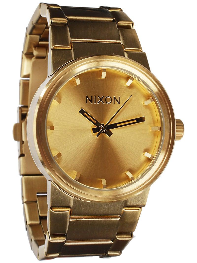 nixon the cannon all gold