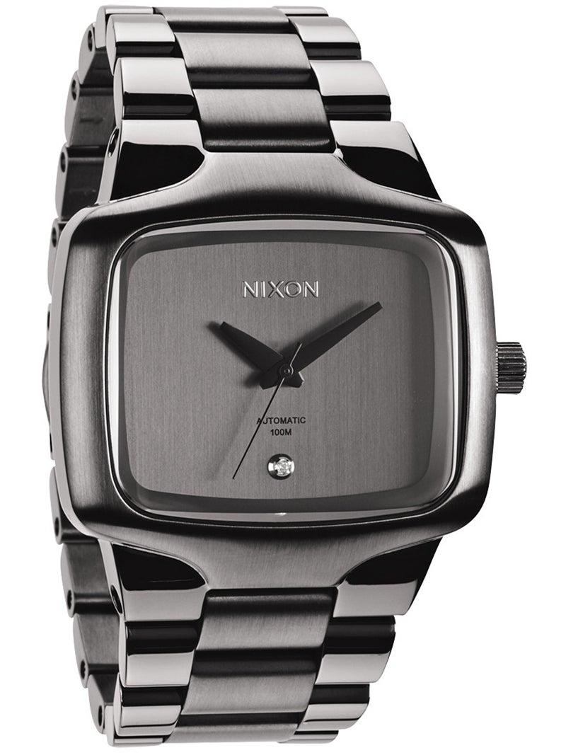 Nixon The Player XL Watch Gunmetal