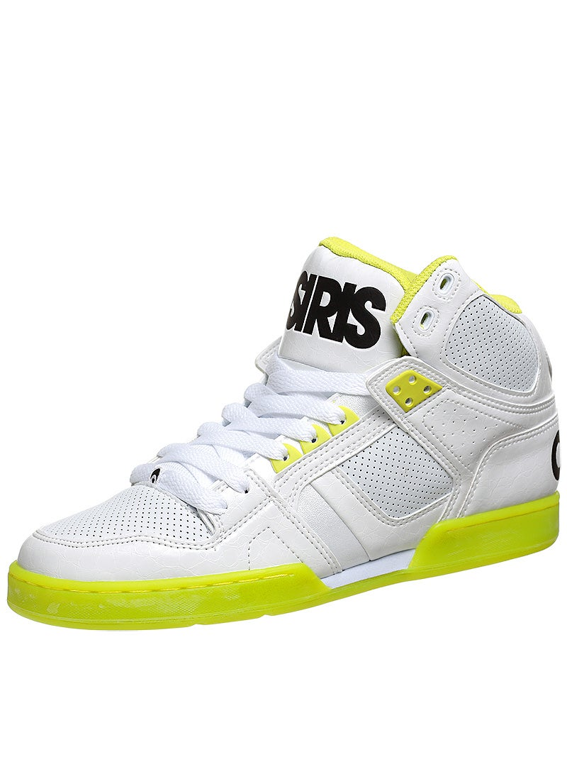 white osiris shoes