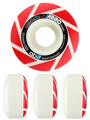 Autobahn Aero Wheels 51mm
