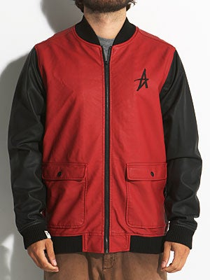 Altamont Chill Chaser Jacket Red LG
