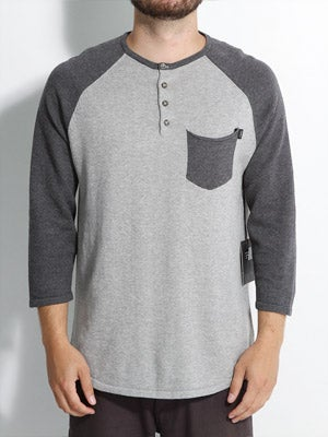 Ambig Lionel Raglan Sweater Grey XL