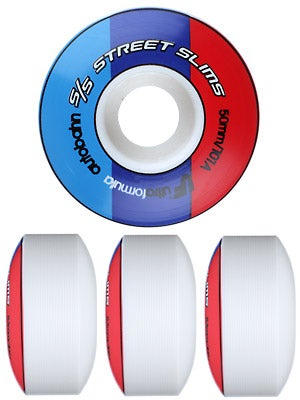 Autobahn Street Slims Ultra 101a Wheels 50mm