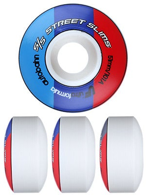 Autobahn Street Slims Ultra 101a Wheels 51mm