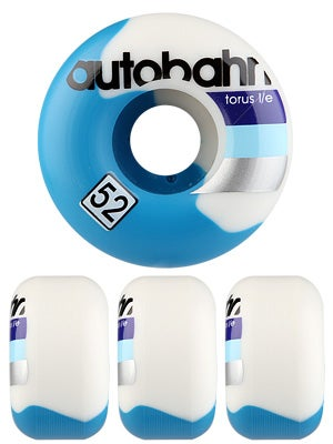 Autobahn Torus LE Split Wheels 52mm
